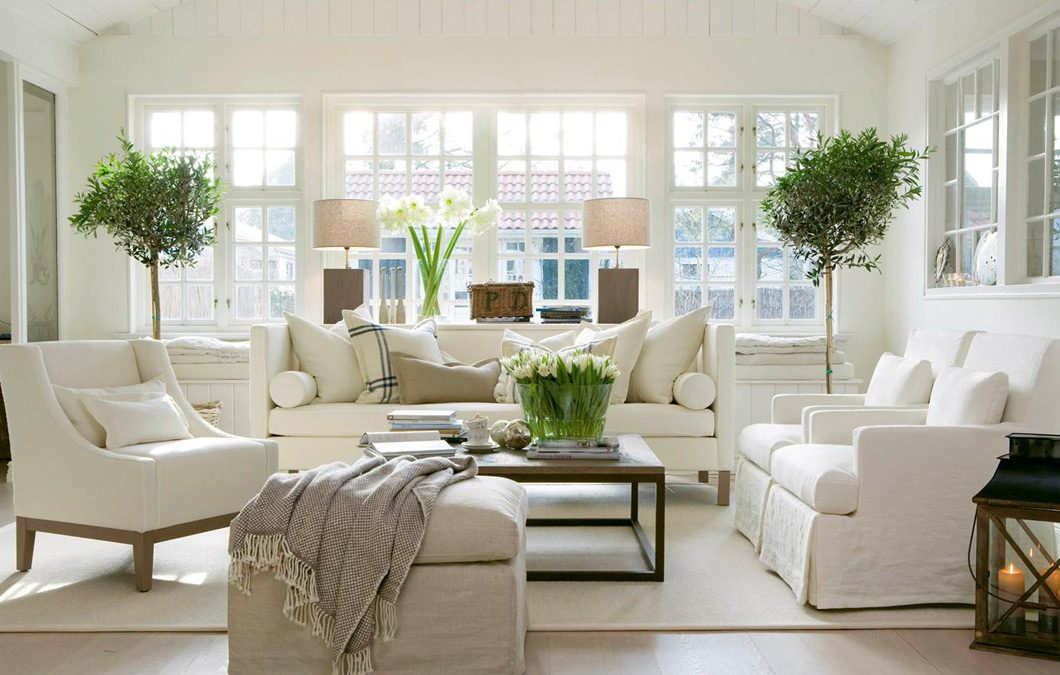 Creating Your Own Hamptons Style Coastal Look – Volpe Curtains & Blinds