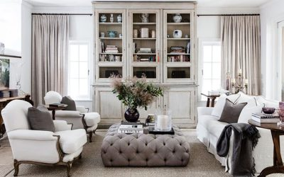 Hamptons Style Curtains, Blinds and Shutters