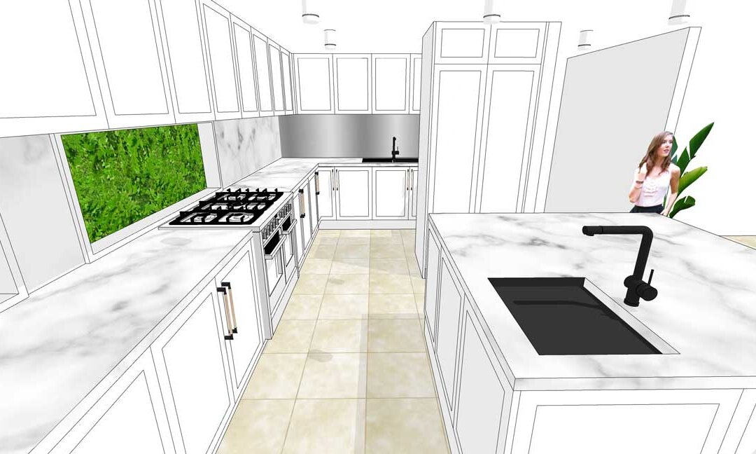 Do you have a small job that architects just aren't interested in like a kitchen or bathroom, or a budget that doesn't afford one? There are other options! Read on to see what they are…
