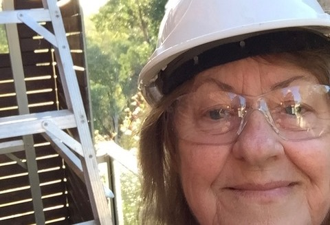 Carol Vaughan Jacobson: The member who's been there and done that!